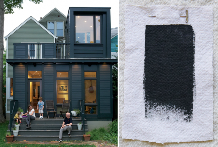 Darkness Reigns Architects 8 Favorite Black Exterior Paint