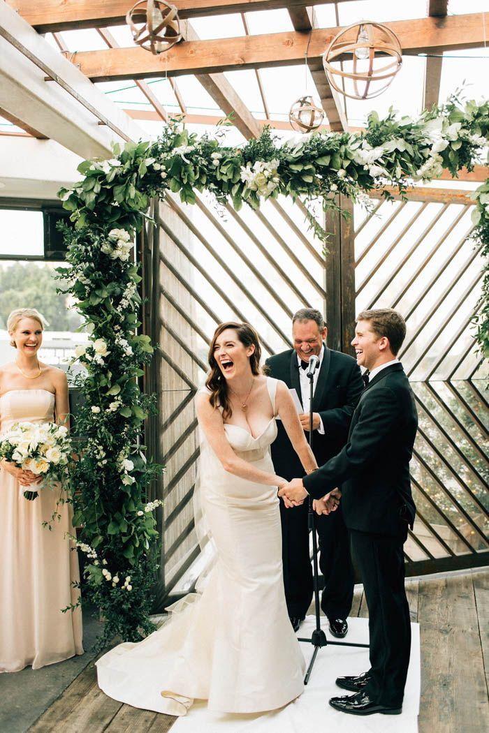 Sophisticated Botanical Los Angeles Wedding at Madera Kitchen | Junebug  Weddings | Hollywood wedding, Wedding photography styles, Funny wedding  photos