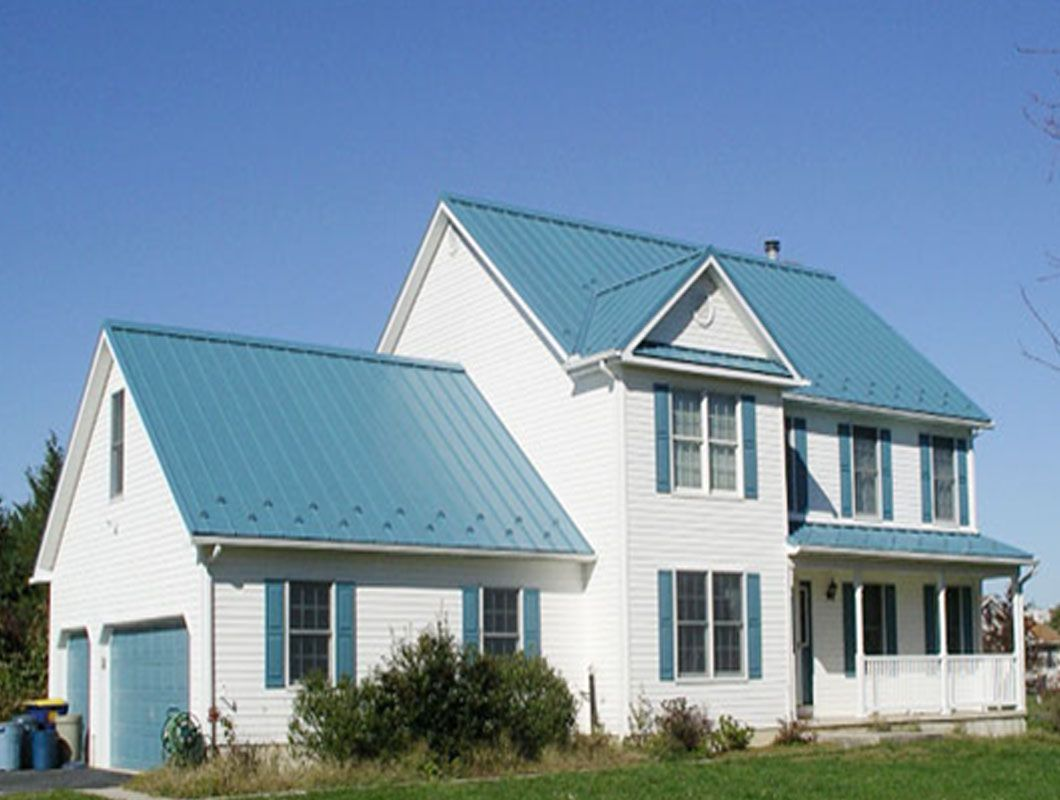 Metal Roof Color Visualizer Fabral 1 1 2 Standing Seam Product Information Weaver Roof Colors Metal Roof Houses Metal Roof