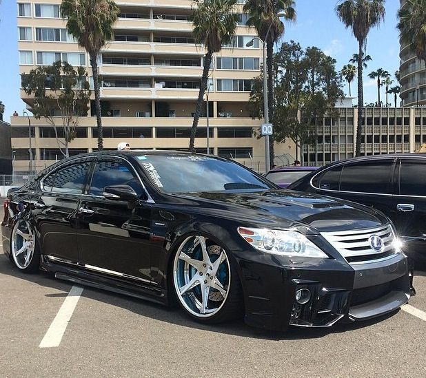 Lexus Ls Lexus Ls Lexus Sport Lexus