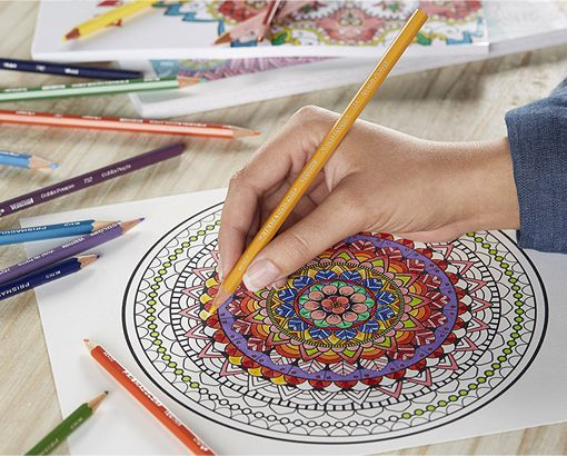 Prismacolor Premier Verithin Colored Pencils Review Colored