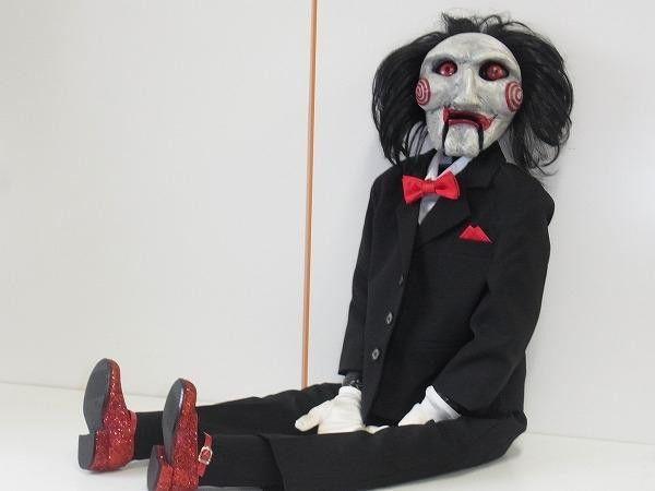SAW Jigsaw Puppet Doll