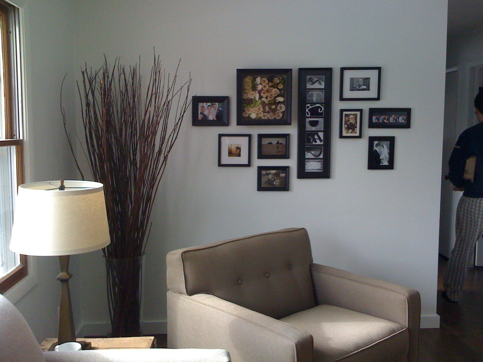 Photo Frame Arrangement
