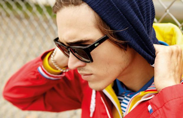 Lacoste L!VE Spring/Summer 2012 Collection