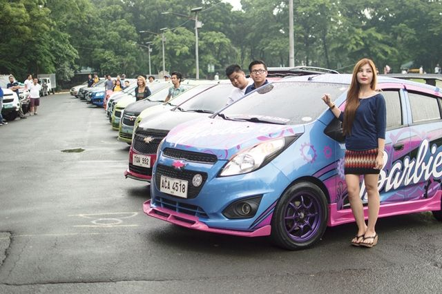 Pertua Joins Chevrolet Club Philippines Inc Meet And Greet Chevrolet Philippines Club