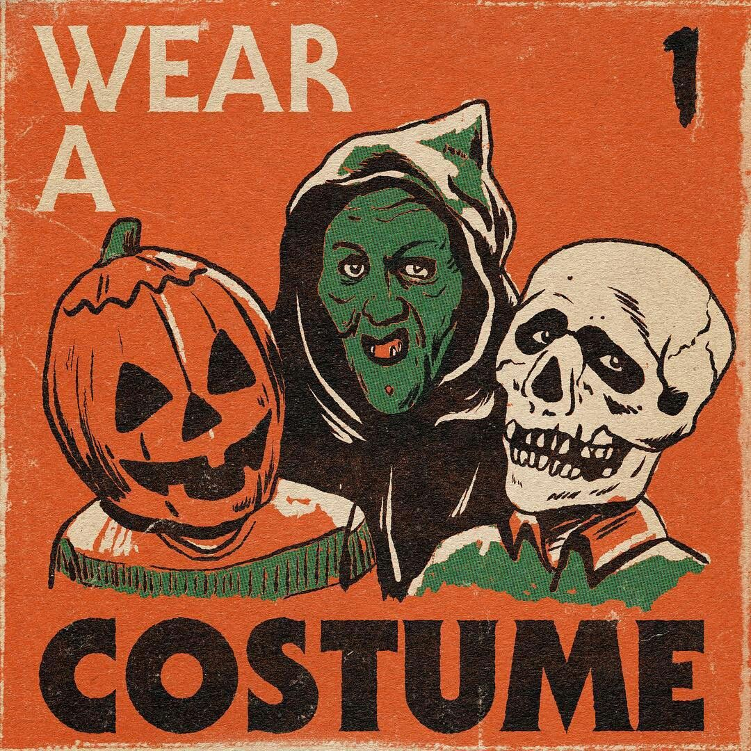 Sam S Rules Of Halloween Trick R Treat Halloween Rules