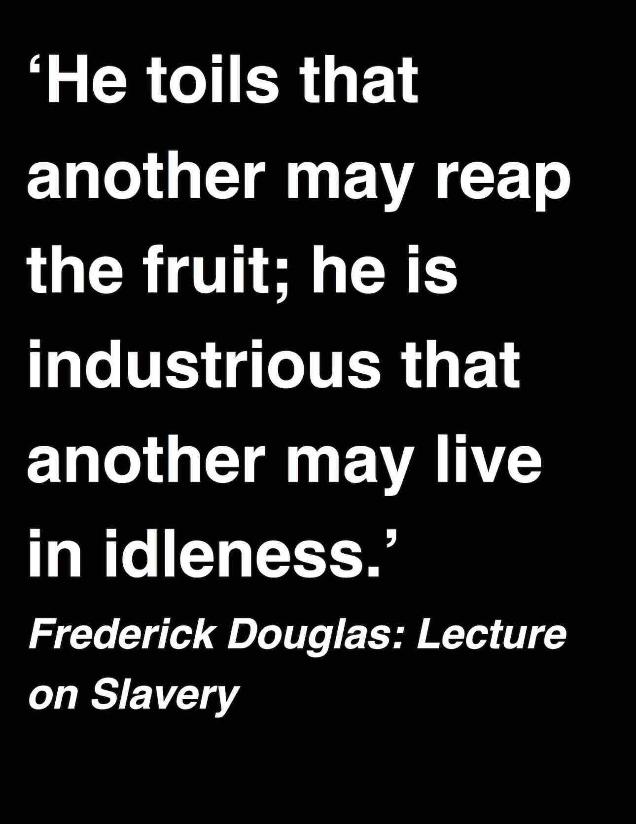 America S Return To The Right To Enslave