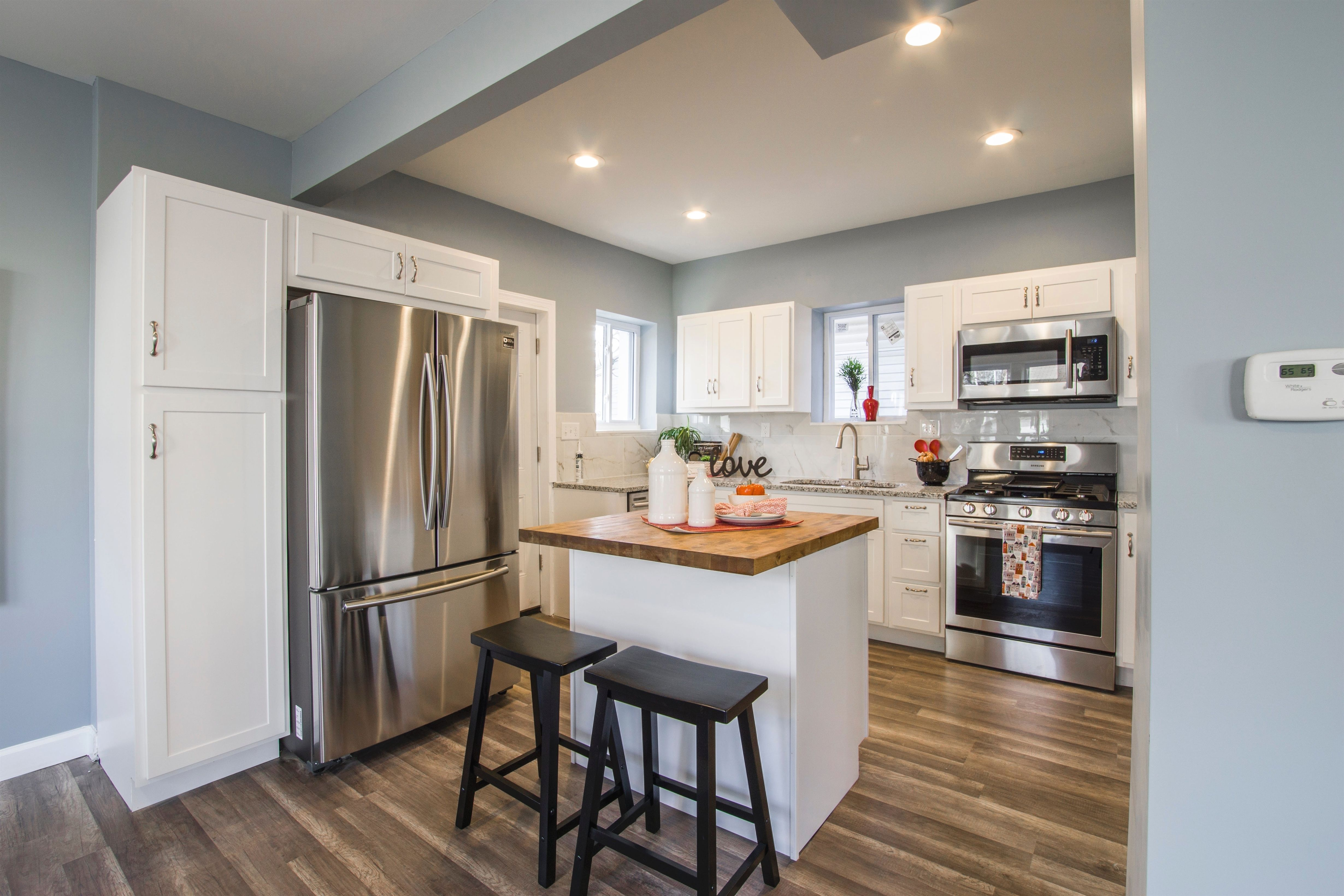 How To Transform Your Basement Into A Game Room Galley Kitchen