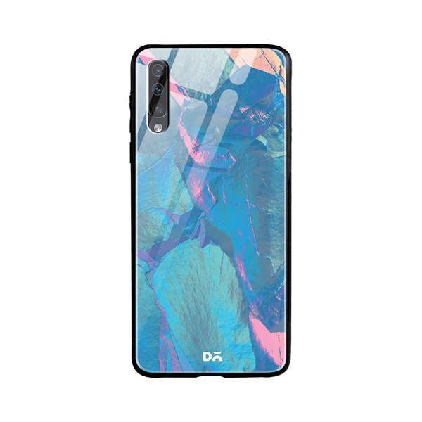 Glacier Holo Stone Glass Case Cover For Samsung Galaxy A50 | Samsung galaxy, Samsung, Case