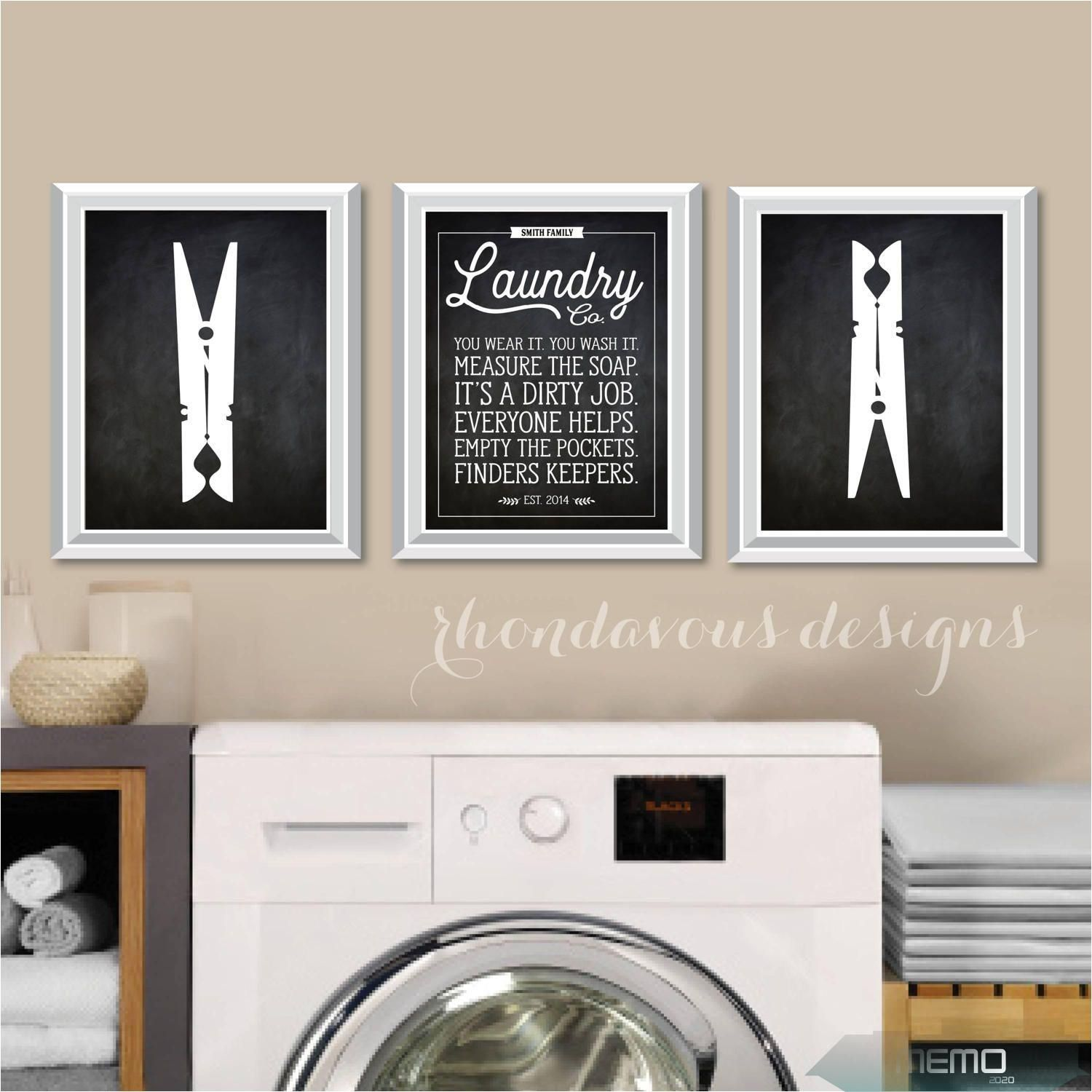 Jun 2 2020 This Pin Was Discovered By Design At Redwood Construction Discover And Save Your Own Pin In 2020 Laundry Wall Art Laundry Room Art Laundry Room Signs