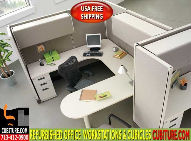 Refurbished Office Workstations For Sale In Houston, Texas Energy Corridor    Galveston, Dickson U0026