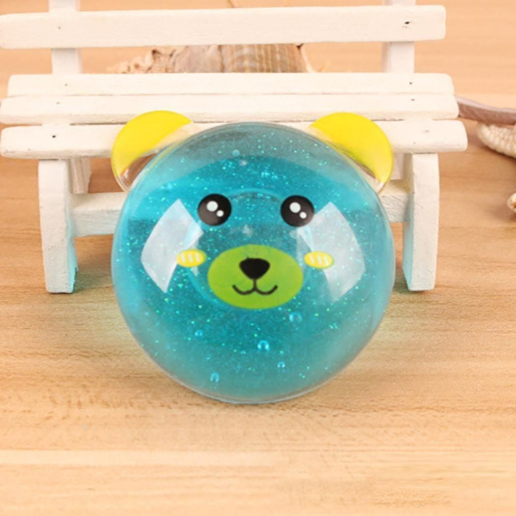 Crystal Magic Bear Super Slime #slime #crystalslime #kids #toys ...