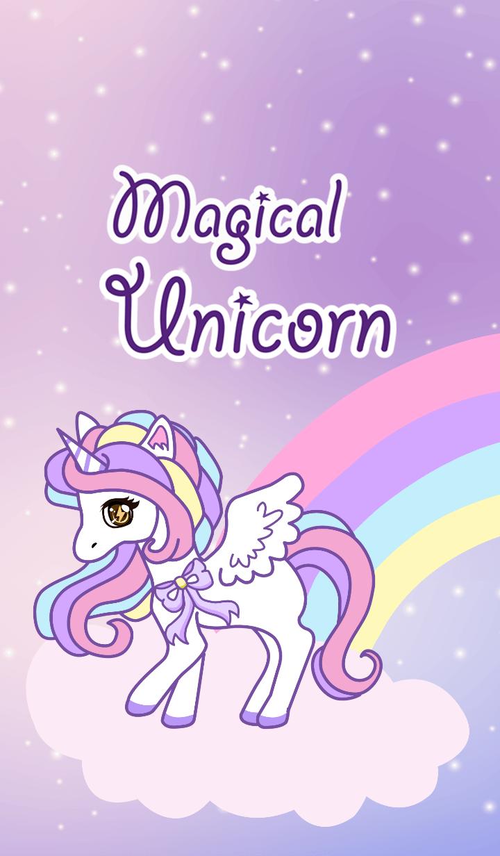 Pretty Pastel Unicorn For Unicorn Lover Keep Calm You Have Unicorn Power Unicorn Wallpaper Unicorn Wallpaper Cute Cute Unicorn