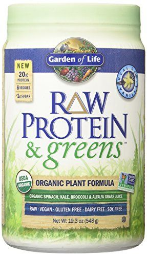 Garden Of Life Organic Greens And Protein Powder Raw Pr Https