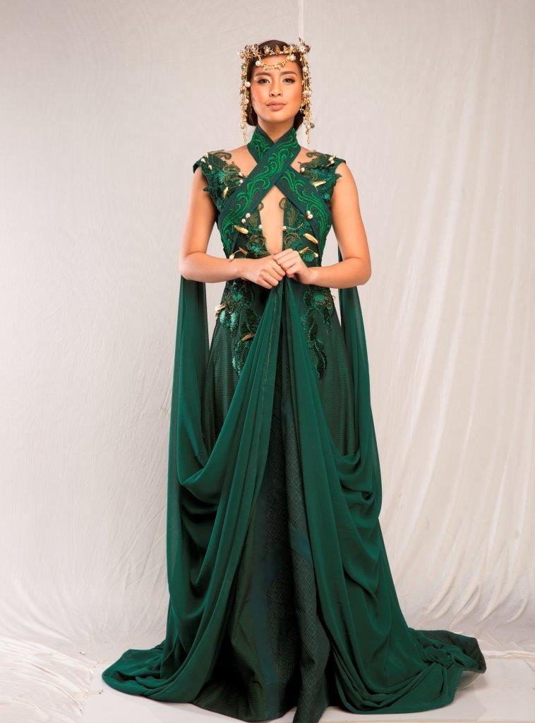 Gabbi Garcia 1 Jpg 758 1024 Fantasy Dress Fantasy Fashion Cosplay Dress
