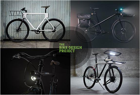 Bike Design Project   by Oregon Manifest