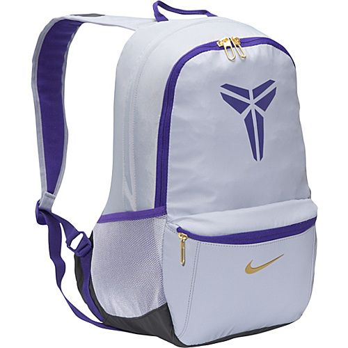 nike air backpack gold