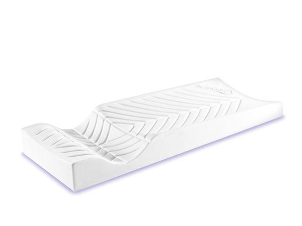 Tomy Sleep Curve #Crib #Mattress 38 x 89cm available online at http://www.babycity.co.uk/