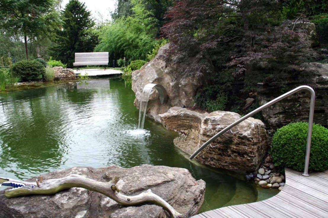Feng shui im garten water schwimmteich garten und teich for Feng shui gartengestaltung