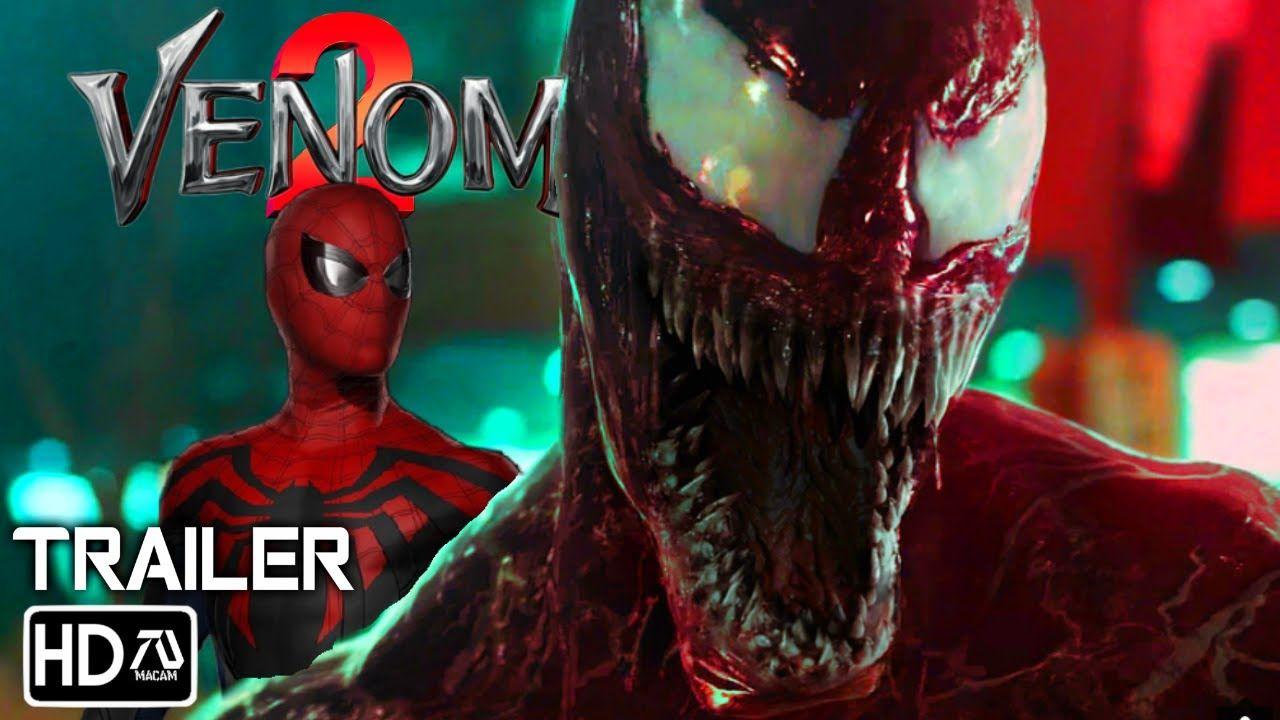 VENOM 2 Trailer (2020) Tom Hardy, Tom Holland [Fan Made ...