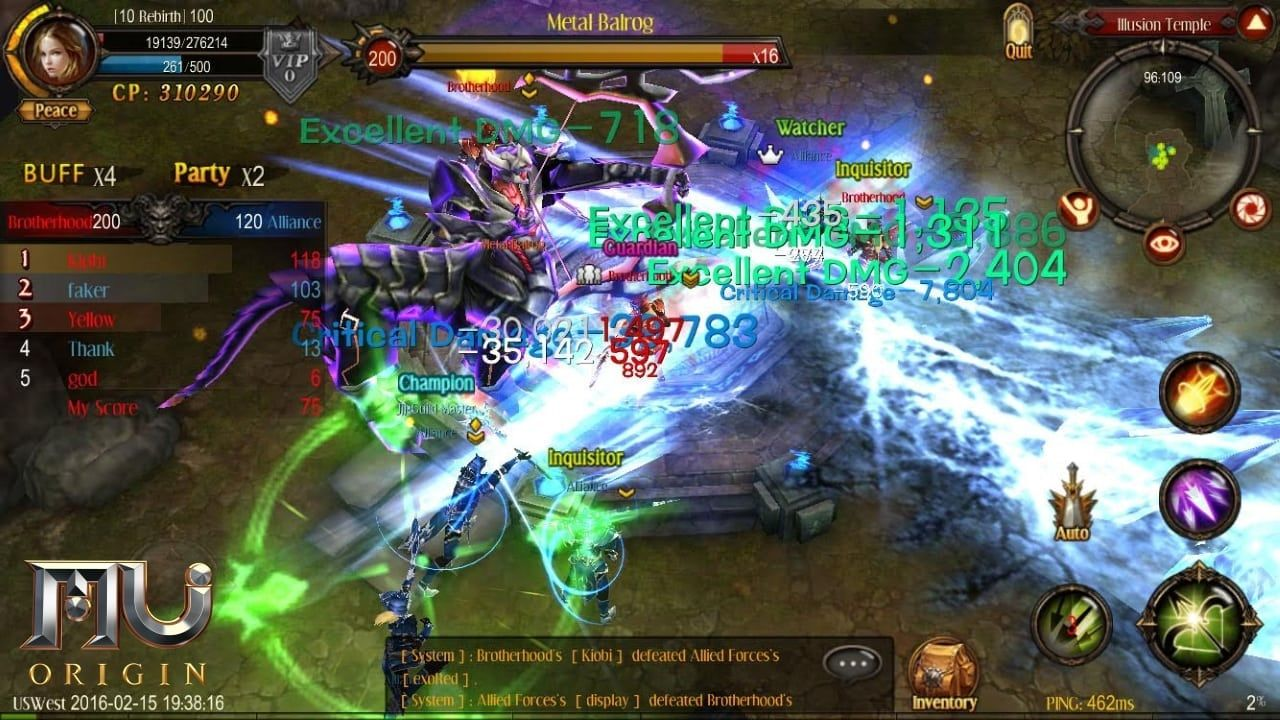 Best MMO Android Games You Can Play For Free | Android Games