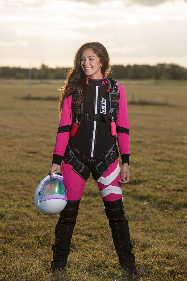Women's Freefly Suit: Orchid in 2019 | Skydiving Gear I Want