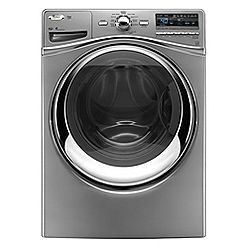 Whirlpool Duet washer // top rated by Consumer Reports