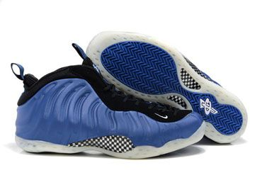 low priced c0be8 b6644 Air Foamposite One - Big Size Blue and Black Color - Size 14   Size 15