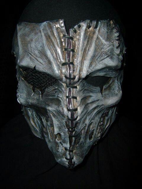 Fb latex mask