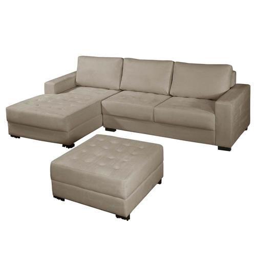 Astounding Sofa 3 Lugares American Comfort America Com Chaise Lado Forskolin Free Trial Chair Design Images Forskolin Free Trialorg
