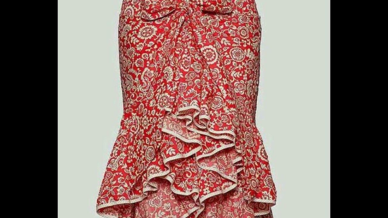 Hermosas faldas tendencia 2017 - 2018 | moda 17 | Pinterest | Falda ...