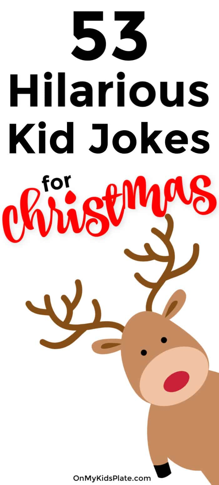 Looking For The Best Christmas Jokes For Kids This Corny And Funny List Is Full Of Puns Knock Knock J Christmas Jokes For Kids Christmas Jokes Jokes For Kids