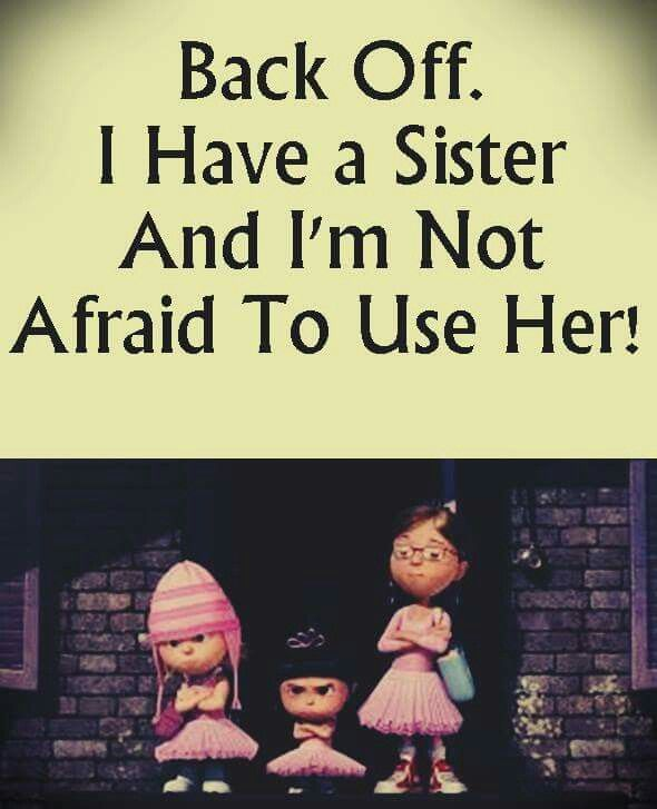 Love This Funny Funny Quotes Funny Sister Quotes Funny