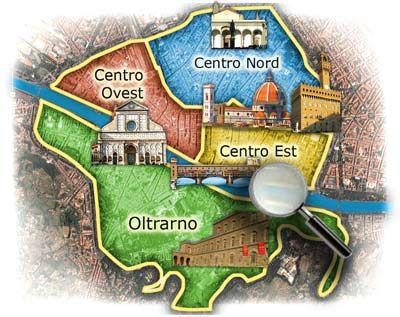 Florencia. confluencia de dos ríos. conjuncion de mentalidades y talentos para hacer resurgir el renacimiento