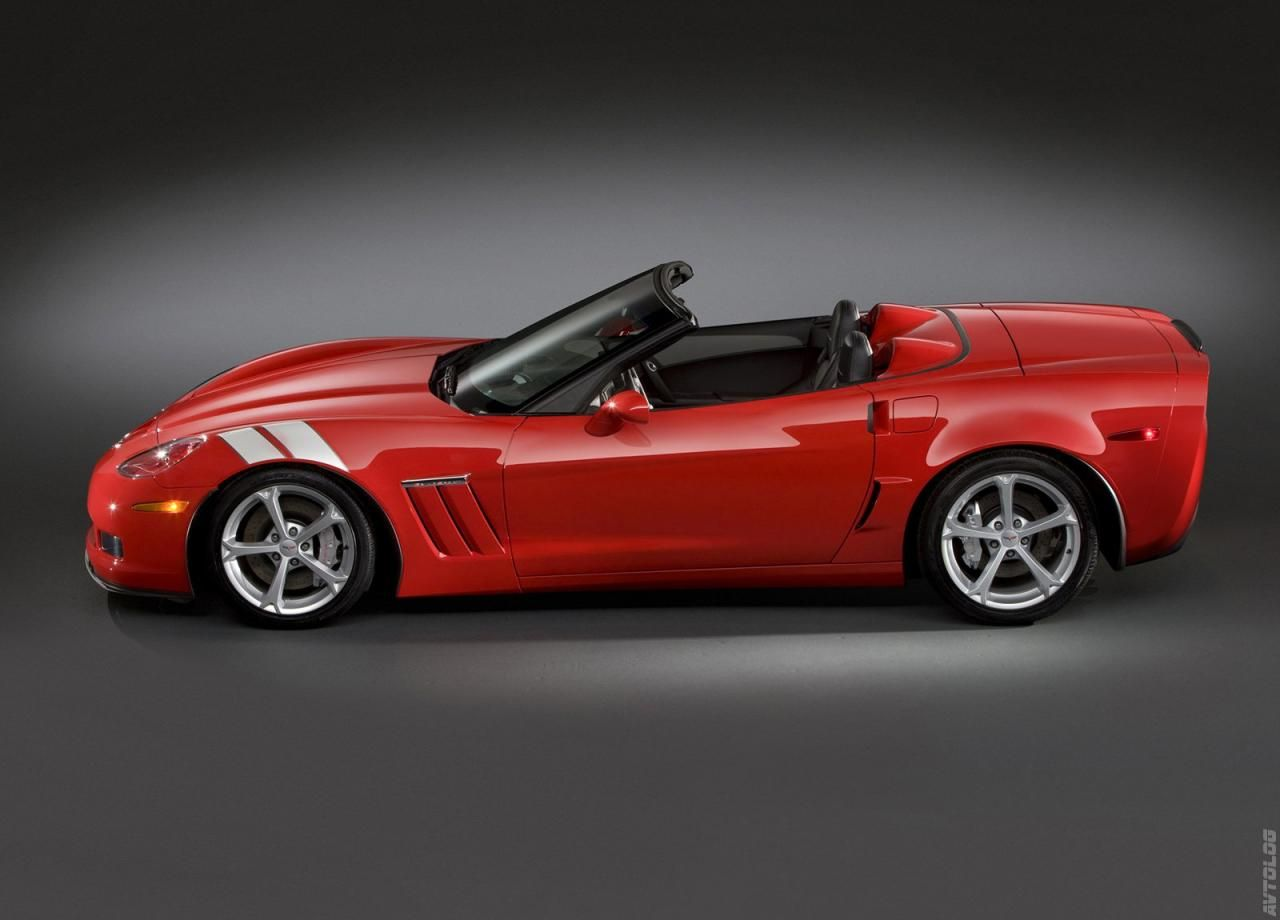 2010 Chevrolet Corvette Grand Sport (With images