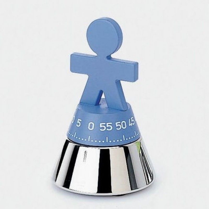 This is an Alessi timer it is a playful mechanical kitchen timer. To  activate, - Fun Alessi Kitchen Timer LOVEit. Pinterest Kitchen Timers