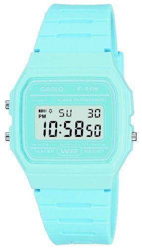 81d65240b734 Casio F-91WC-2AEF  Reloj digital