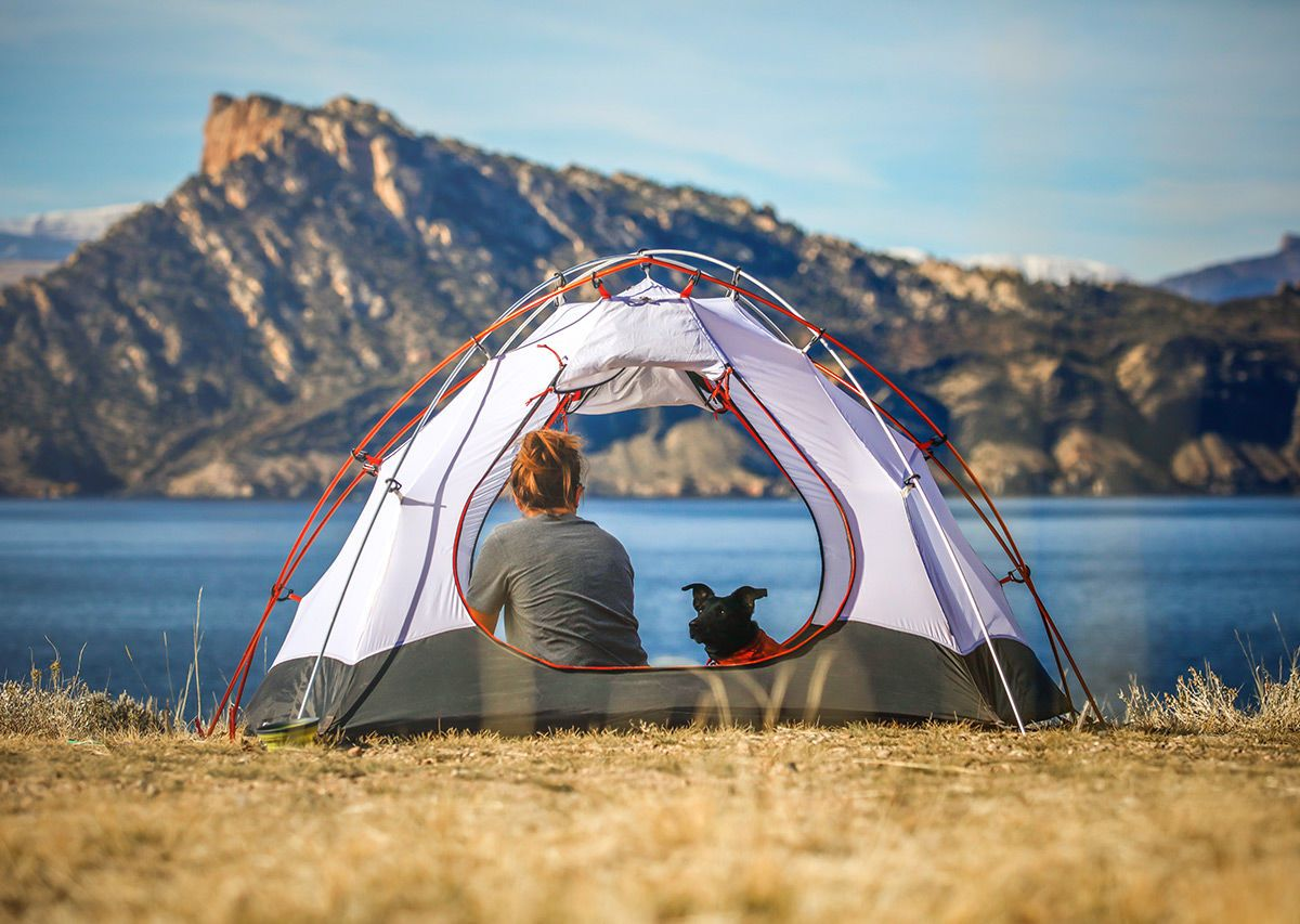new style c1487 68cbd Super simple packing list for your next camping trip ...