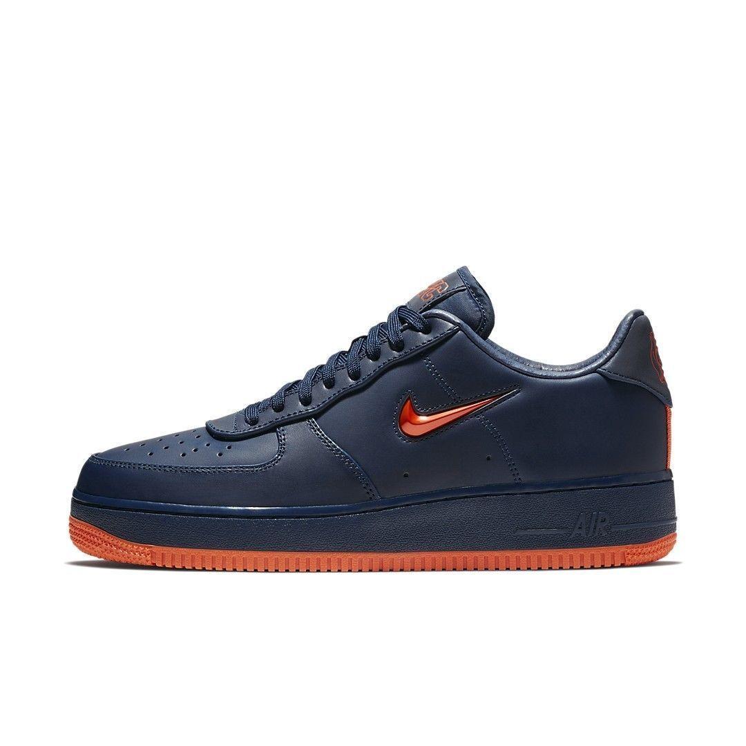 Mens Ao1635 400} Air 1 Nike Retro Qs Low Fdny Force Shoe Prm Y7fgyb6v