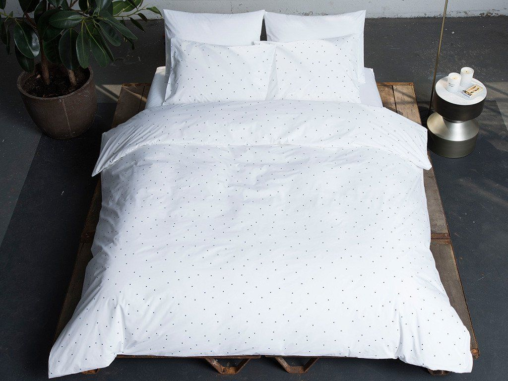 A Duvet Cover In Our Perfect Cotton Percale Pair With Brooklinen Down Comforter To Turn Your Bed Into Cloud Of Comfort