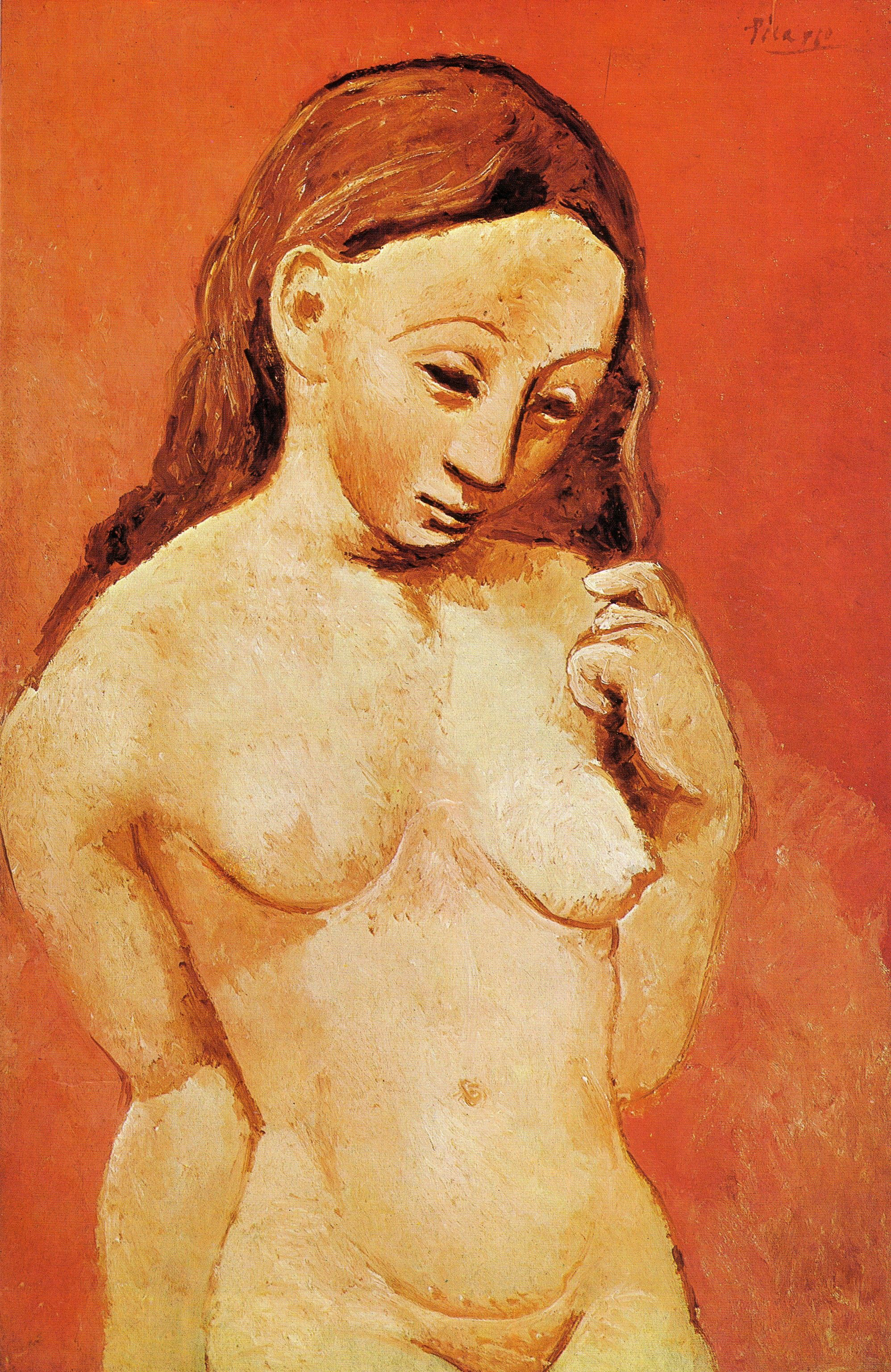 nude against a red background paintings of pablo picasso the art is inside n and world literature e magazine poetry prose essays music gallery blesok skopje literature in translation