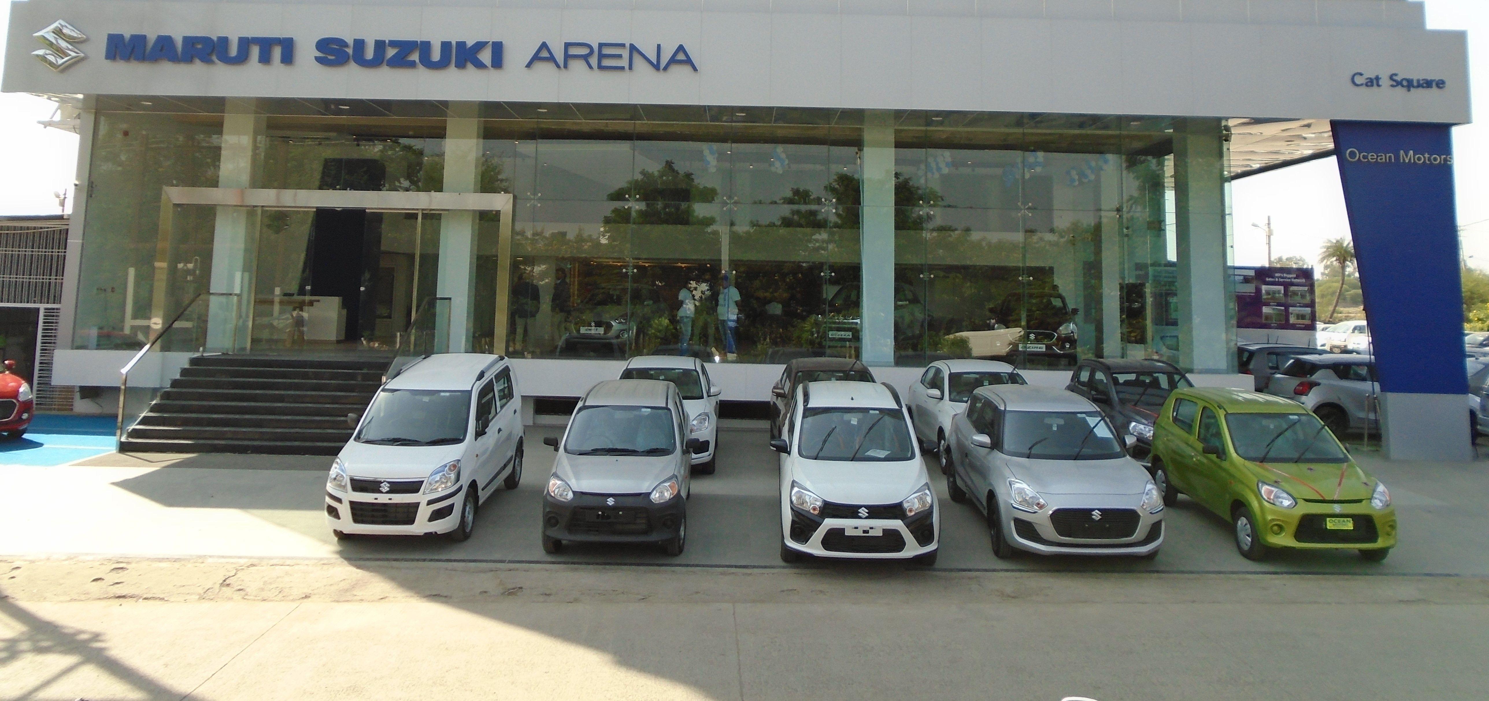 Suzuki Car Dealership >> Ocean Motors Is A Maruti Suzuki Arena Dealer In Cat Square