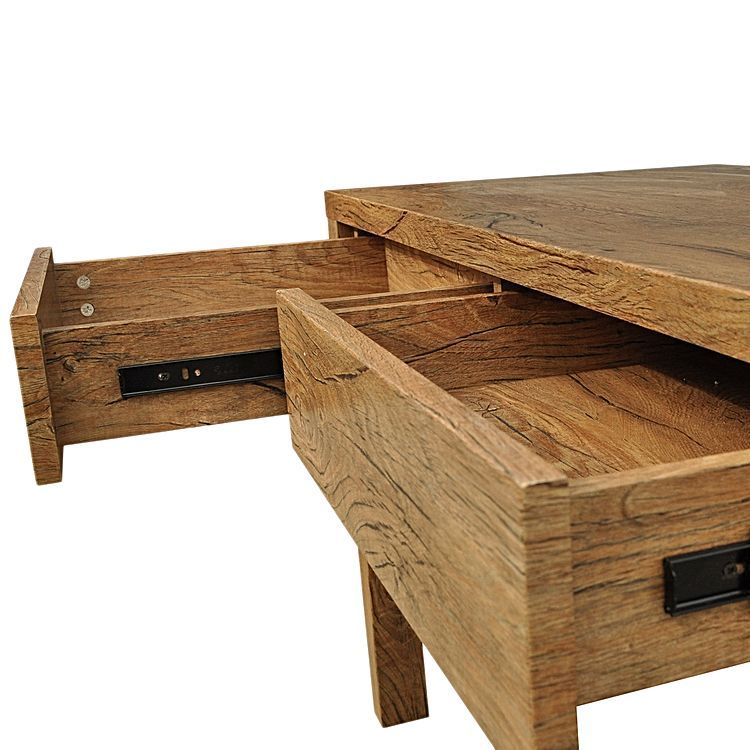 Faith Antique Oak Office Desk By Citron Life | Zanui