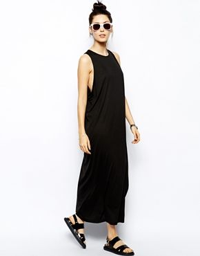 Cheap monday maxi mini dress