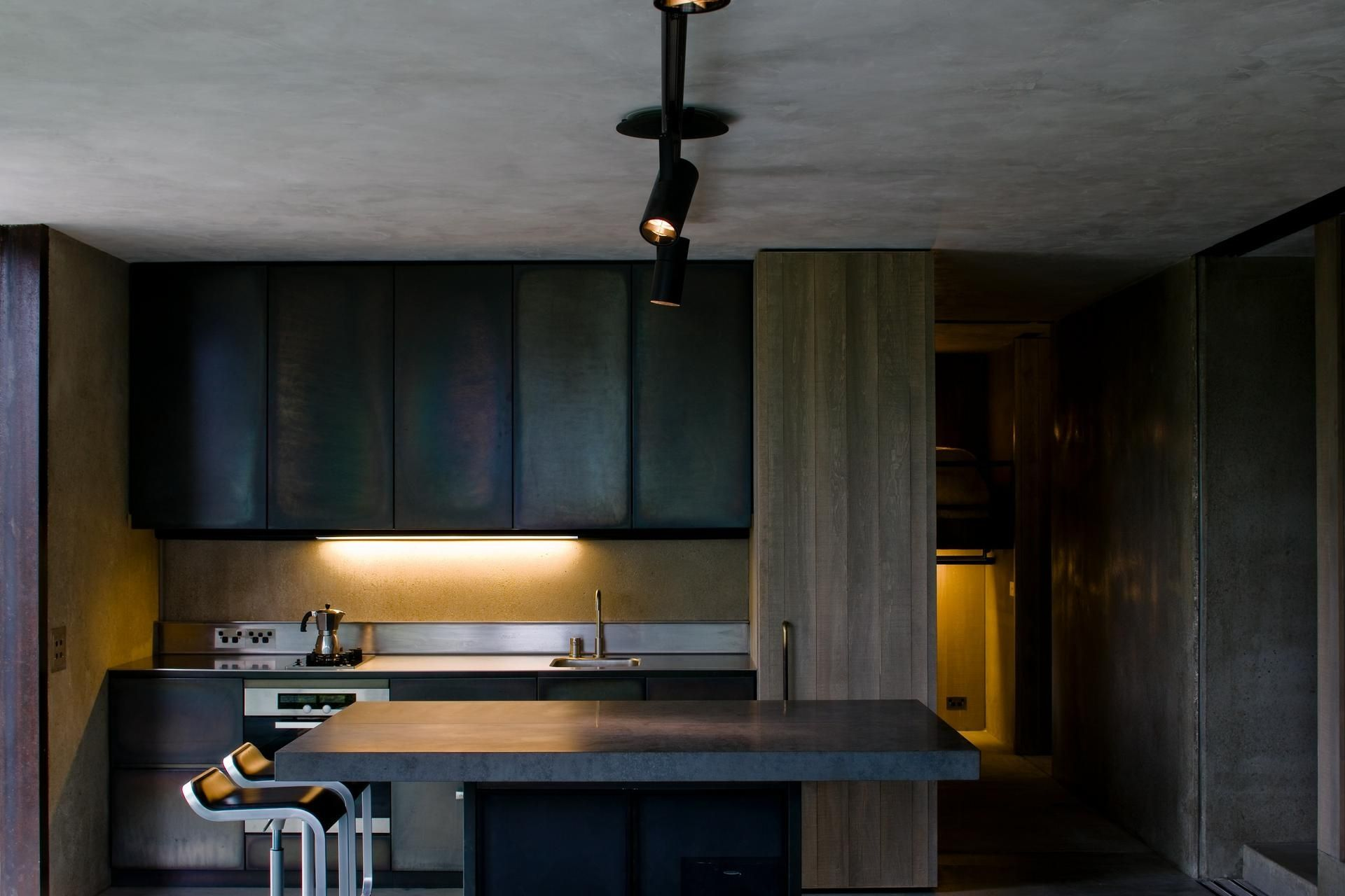 I love this kitchen! MOUNTAIN RETREAT BY FEARON HAY ARCHITECTS ...