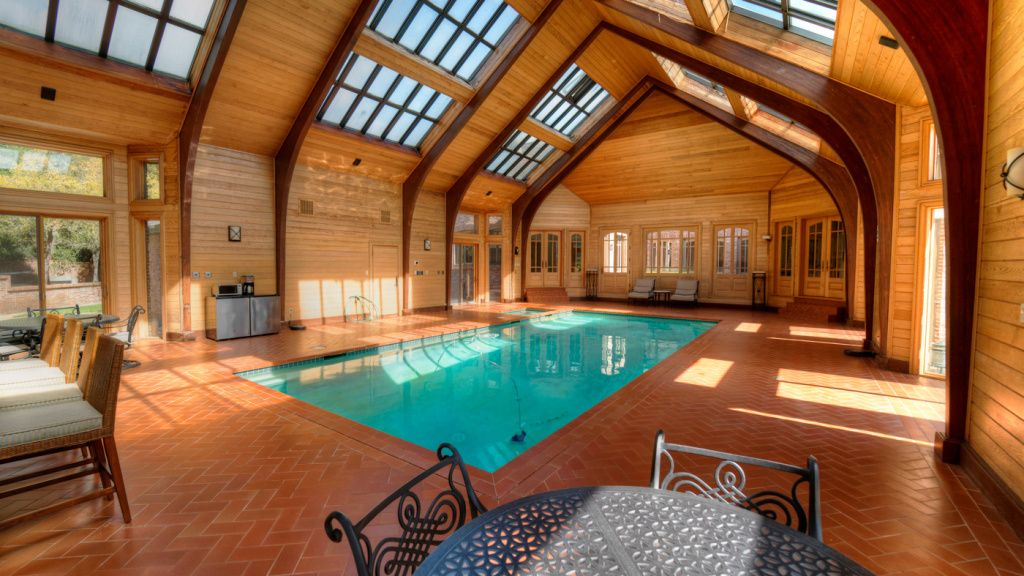 Pin by Donald Lindenmuth on Indoor swimming pools in 2019 | Indoor ...