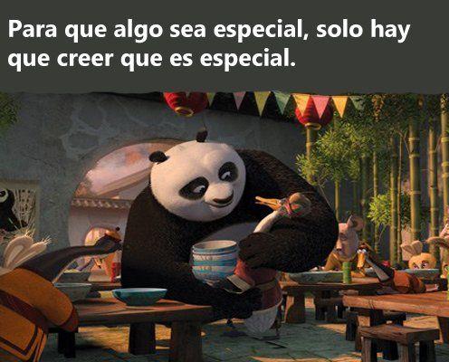 Frases De Kung Fu Panda Buscar Con Google Frases Que Nos