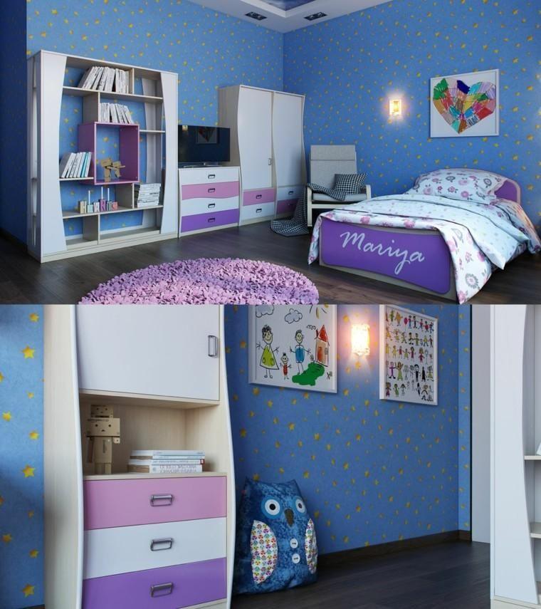 Kinderzimmer moderne Mädchen Ideen für sie Pinterest - das moderne kinderzimmer