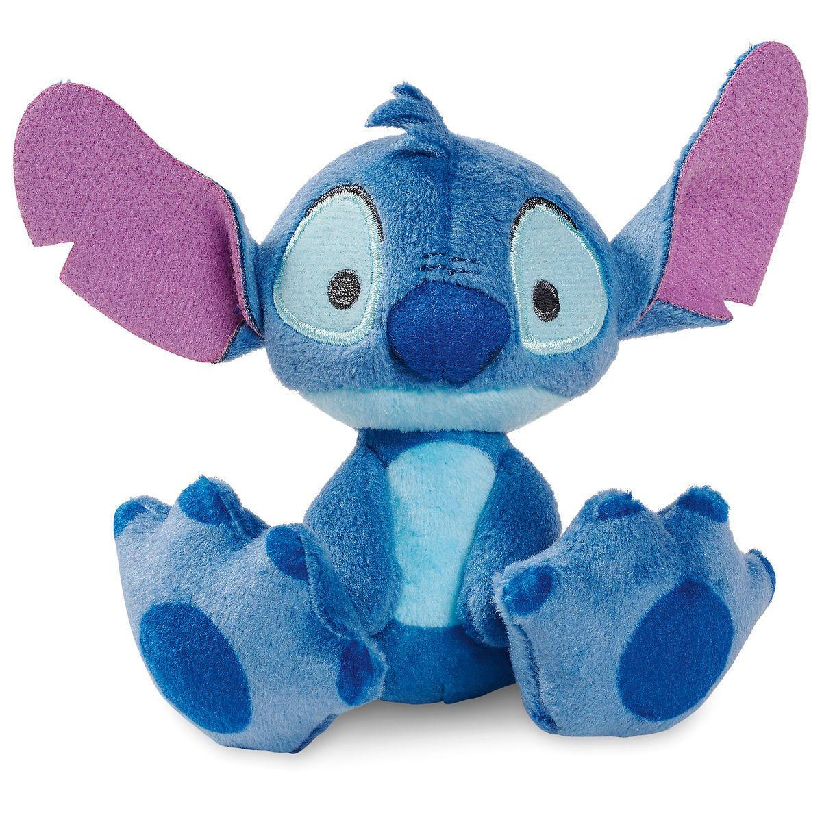 d73191cc Stitch Tiny Big Feet Plush - Micro | Toys: Stuffed Animals | Toys ...