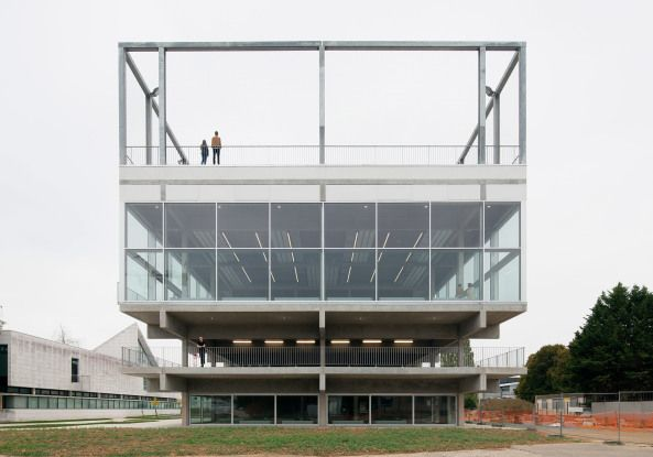 BauNetzde - Artikel Architektur Pinterest Architecture - interieur design neuen super google zentrale